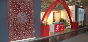 Iranian carpet in Germany