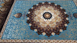 Carpet Iranian designs