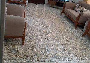 Iranian carpet city
