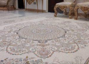 Iranian carpets cost